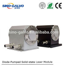 nd yag laser modules with yag rod