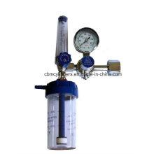Gauge Flow Oxygen Regulators for Medical Oxygen Cylinder