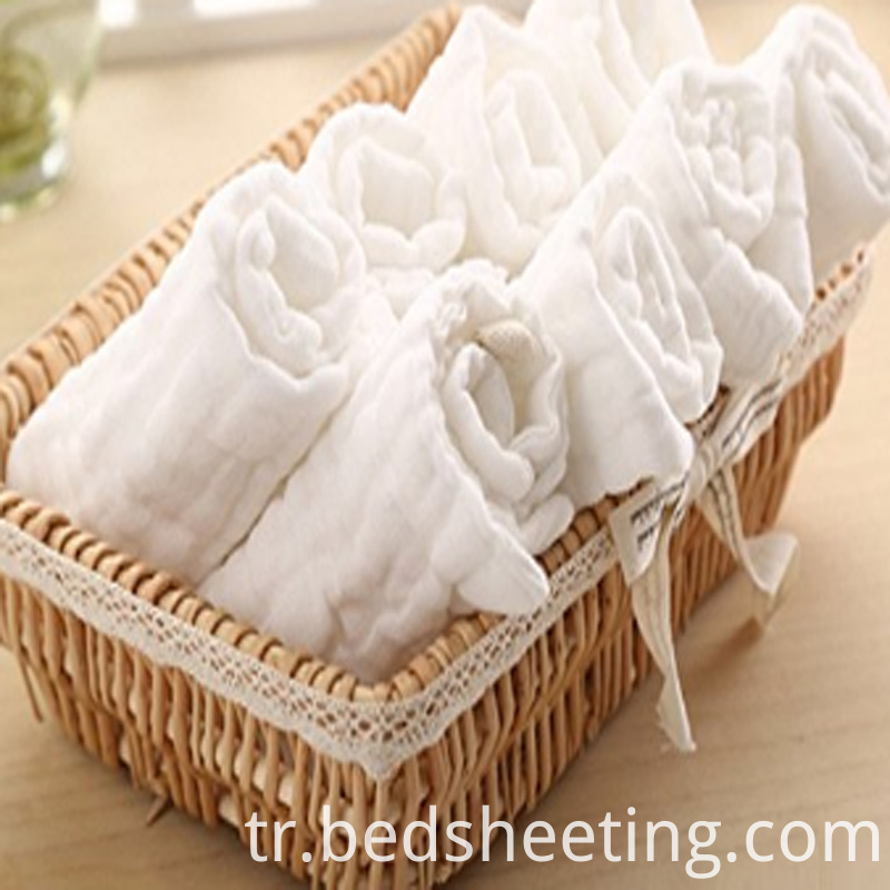 Soft Newborn Baby Face Towels