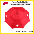 30 * 8k Auto Open Golf Umbrella com seu logotipo