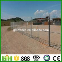 Китай Поставщик высокого качества горячей slaes используется временный забор