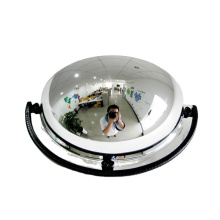 China Suppliers Full View Half Dome Mirror,  Low Price Traffic Safety Acrylic Indoor 180 Degree Convex Mirror/