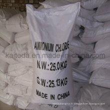25,4% de teneur minimale en azote Agriculture, teneur en chlorure d'ammonium