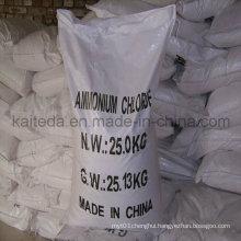 25.4%Min Nitrogen Content Agriculture Grade Ammonium Chloride