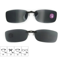 2016 Good Quality Low Price Clip on Sunglasses (shape 4)