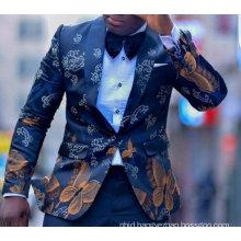 Suzhou factory custom made good quality evening wedding men suit wholesale