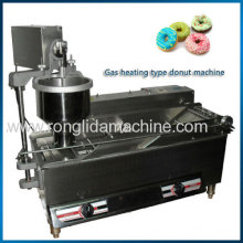 Combustion Gas Donut Maker, Donut Robot
