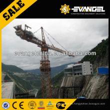 100 toneladas que cargan la grúa de torre SCM M2400 para la venta
