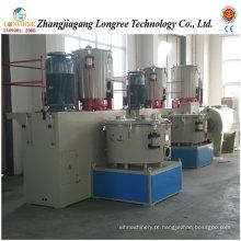 Unidade de Misturador de Alta Velocidade e Refrigeração em Pó PVC