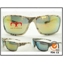 Модные и топ Seliing с бумагой передачи спортивные солнцезащитные очки (WSP506201)