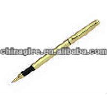 caneta rollerball metálica