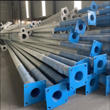6M 8M 10M 12M Aluminio / Acero inoxidable / Farola para exteriores de acero galvanizado