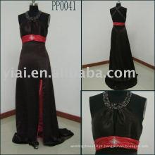 2010 fabricação vestido de festa sexy PP0041