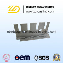 High Chrome Cast Iron by Stamping for Industry Furnace Castings