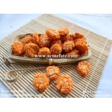 Hot sale delicious snacks food fried rice crackers
