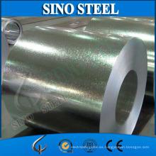 Z40 SGCC Gi Zinc Coating bobina de acero galvanizado para el panel eléctrico casero