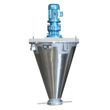 Dsh Supply Single Shaft Double Screw Mixer Machine Equipment