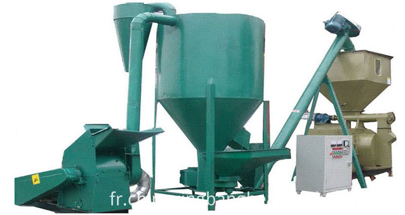 Poultry-feed-machine