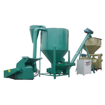 full automatic cheap animal chicken feed pellet machine