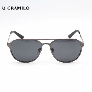Metal men sunglasses custom eyewear