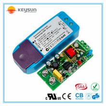 3-7W Controlador de regulación de intensidad constante Triac / controlador de dimmable de 300MA LED