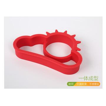 Custom Sun Cloud Egg Silicone Mould
