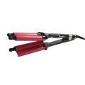 Professional Hair Roller Ufree Three Barrels Hair Curler