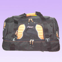 1680D Rolling Duffle Bags in Compact DesignNew