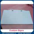 Custom Outdoor 3 MM PVC skyltar Board Printing