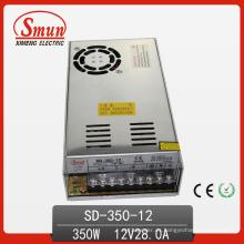 Fuente de alimentación de corriente continua de 350W DC / DC Salida de 12VDC