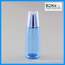 150ml Pet Cosmetic Bottle with Doubal Wall Acrylic Cap