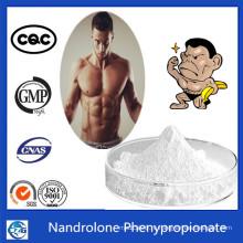 Бодибилдинг Анаболический стероидный гормон Порошок Нандролон Фенипропионат