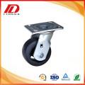 Rodízios industriais pesados com rodas de borracha