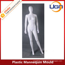 Пластиковый женский манекен-пресс Лучший в продаже в Китае