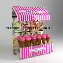 Customized Acrylic Candy Display Holder