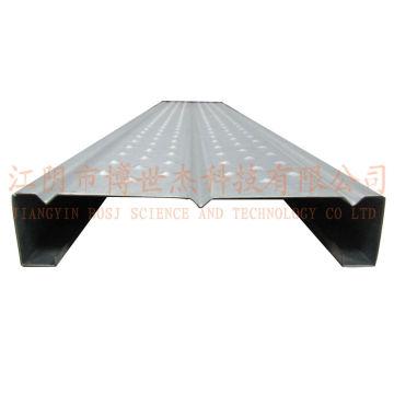 Système d'échafaudage pré-galvanisé sur mesure