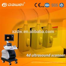 Máquina do varredor de Doppler da cor do ultra-som 4D para a obstetrícia e ginecologia com preço barato