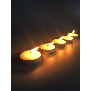 Scatola ecologica Shrinkbag 10G Tealight Candle
