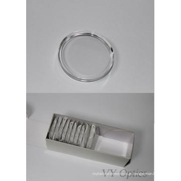 Janelas de silicone fundidas ópticas para equipamentos a laser