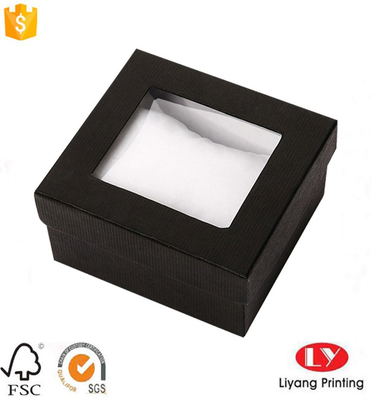 watch box with window