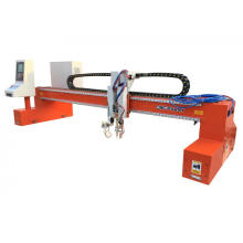 gantry crane plasma flame cutting machine