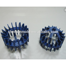 2018 high precision plastic injection molld for auto wind leaf
