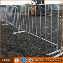 Hot Galvanized Steel Tubular Road Safety Barrier