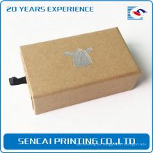 Productos electrónicos de la venta entera que empaquetan la caja de juguetes del animal doméstico de la impresión de encargo con la bandeja interna