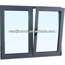 hardware de la ventana de inclinación y giro