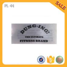 PL-01 Etiqueta de impresión de prendas personalizadas