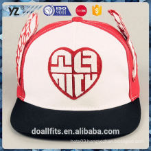 Factory direct sale different types winter snapback hat with good offer