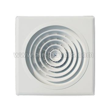 Aluminio ronda plafón difusor