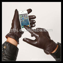 2013 neuer Ankunftsschaffell-Touchscreenhandschuh