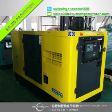 Low price ATS 50kw Shangchai diesel generator set with COC certificate in Kenya